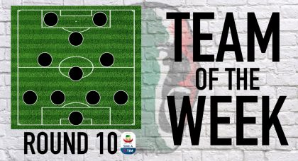 Serie A Team of the Week | Round 10