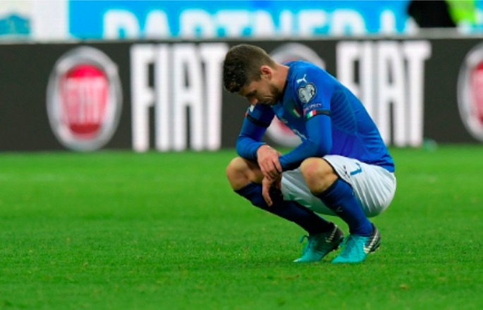 With or without Allan, Italy have a problem in midfield