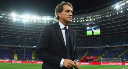 Mancini: Italy want to top the group with 30 points