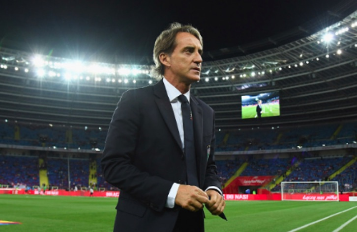 Mancini: Home or away Italy must have the same mentality