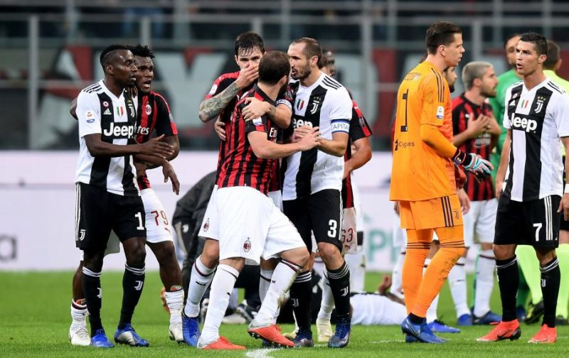 AC Milan captain disappointed with Higuain dismissal