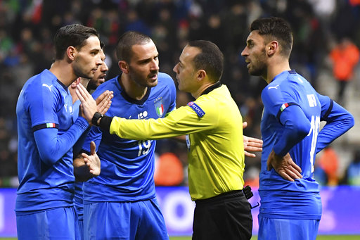 Experimental Italy leave it late to overcome heroic Horvath