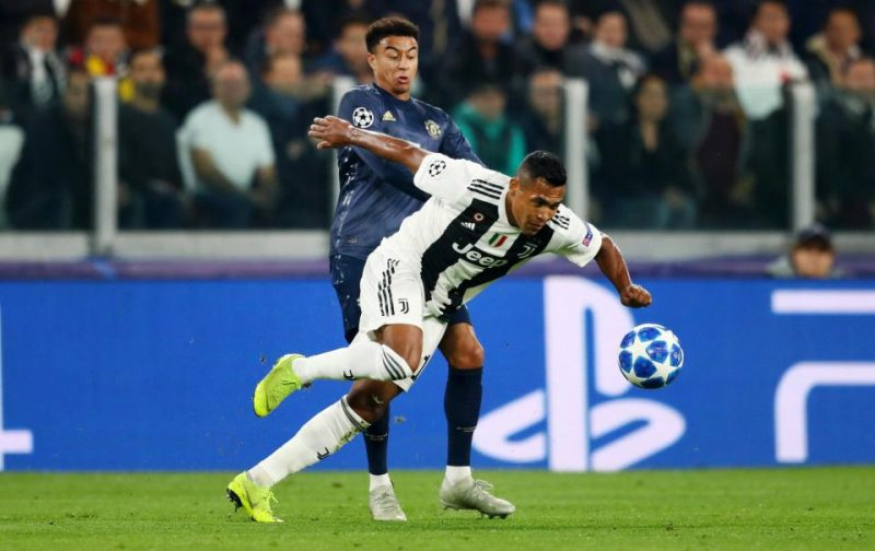 Lingard: Manchester United's win over Juventus was crazy