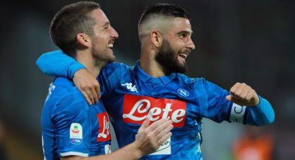 Napoli contemplate stars' departure to pave way for summer signings