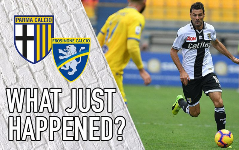 VIDEO: Parma 0-0 Frosinone | What just happened?