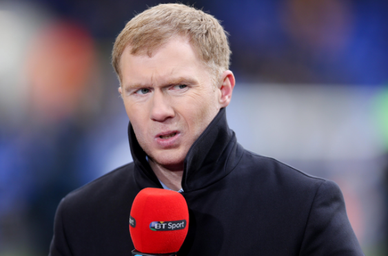 Scholes pinpoints Juventus' weak link in wake of Manchester United loss