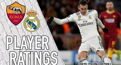 Real Madrid Player Ratings: Bale bounces back