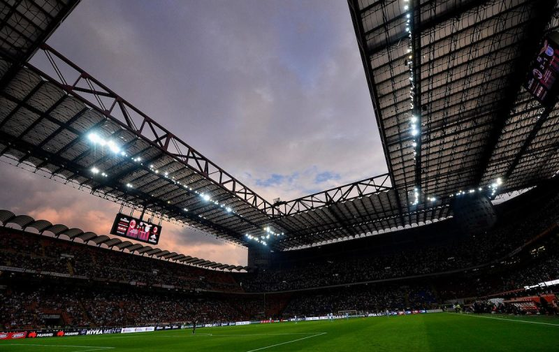 Atalanta to play Champions League matches at San Siro
