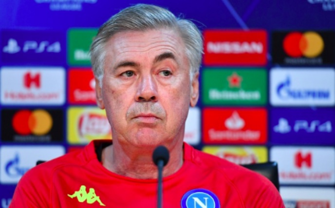 Ancelotti: Liverpool draw can be turning point for Napoli