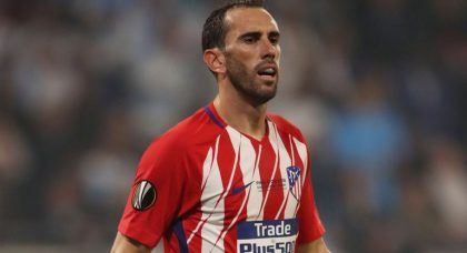 AC Milan target Atletico Madrid centre-back