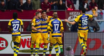 Strong start enough for Parma to take points in Torino thriller