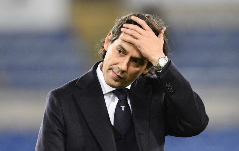 Big game fragility could cost Lazio Champions League qualification
