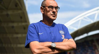 Sarri closing in on Juventus switch