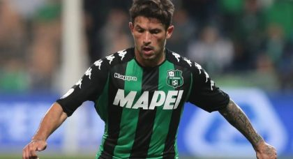 Inter set to trump AC Milan and land Sassuolo midfielder