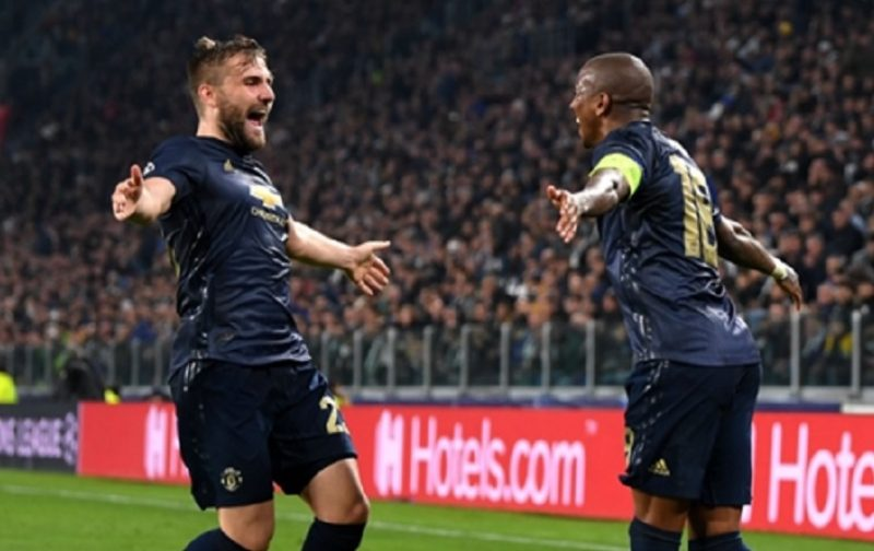 Shaw: Manchester United deserved to beat Juventus