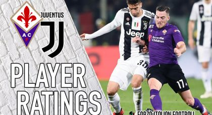 Fiorentina Player Ratings: Where were Simeone and Chiesa?