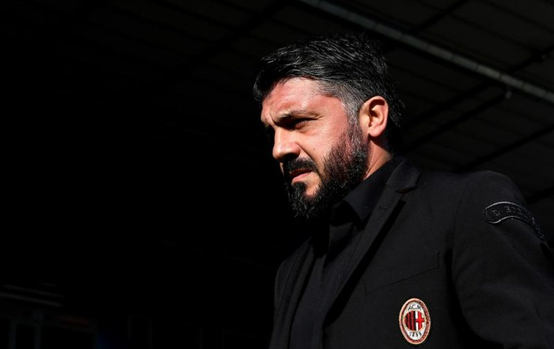 Mirabelli: Chinese owners wanted Gattuso out at AC Milan