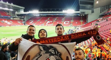Fans Worldwide: Amsterdam Roma Club