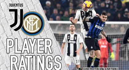 Inter Player Ratings: Gagliardini made to rue golden opportunity