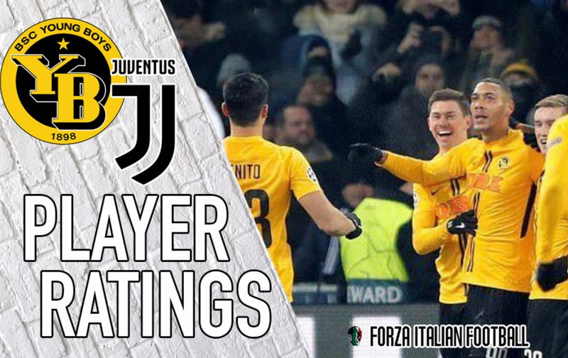 Juventus Player Ratings: Dybala Late Strike Not Enough