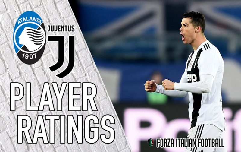 Juventus Player Ratings: Bentancur must thank Ronaldo