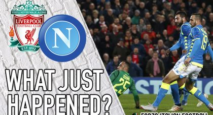 VIDEO: Liverpool 1-0 Napoli – What Just Happened?
