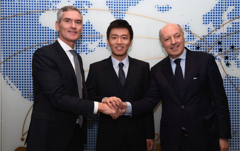 Marotta: I was persuaded by Inter's ambition