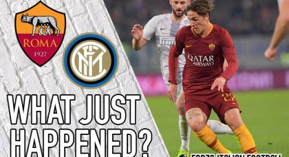 VIDEO: Roma 2-2 Inter   What Just Happened?