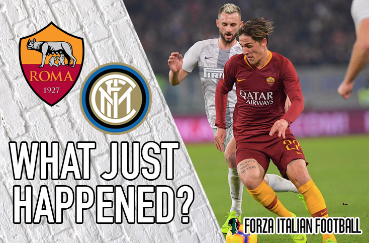 VIDEO: Roma 2-2 Inter | What Just Happened?