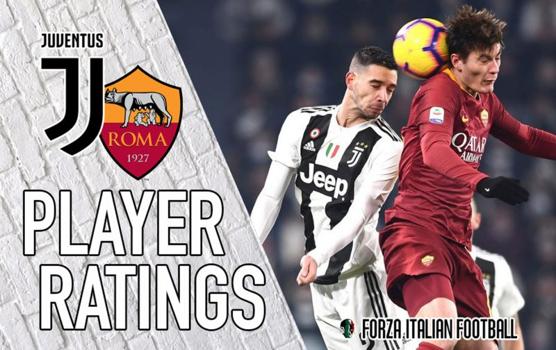 Roma player ratings: Olsen heroics prevent Juventus thrashing