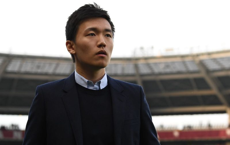 Zhang: Inter are ready for Juventus