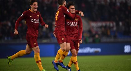 Roma and Inter share spoils in thrilling draw