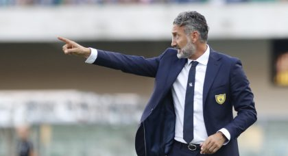 Life after the honeymoon period: Serie A's new coaches face tough tasks