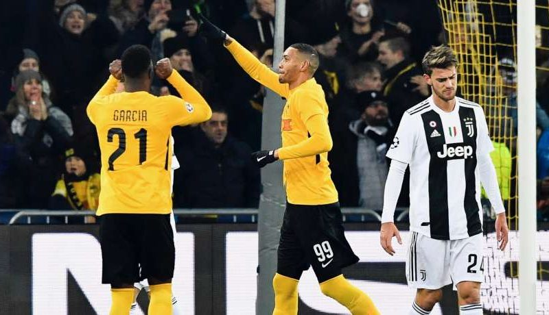 Hoarau: Juventus will win the Champions League