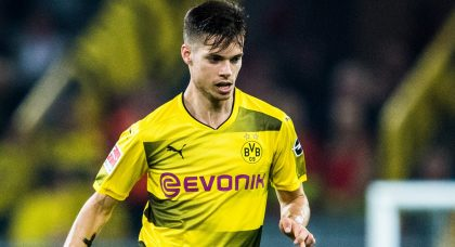 Roma and AC Milan to battle it out for Borussia Dortmund midfielder