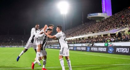 Juventus make light work of wasteful Fiorentina to go 11 points clear