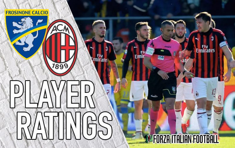 AC Milan player ratings: Higuain's woes continue and Bakayoko becomes key