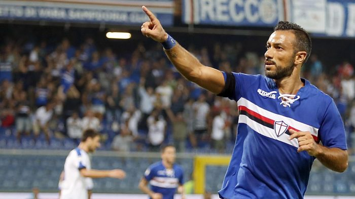 Ageing Quagliarella more than deserving of his Italy inclusion