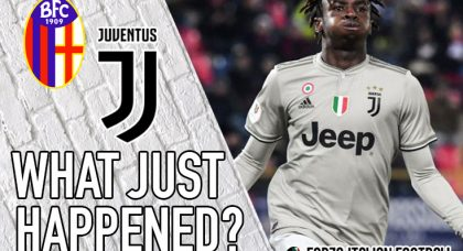 VIDEO: Bologna 0-2 Juventus – All too easy for the Black and White machine