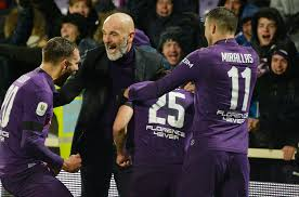 For the fans, for Astori: Pioli and Chiesa deliver a historic night for Fiorentina