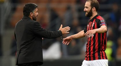 Gattuso accepting of Higuain's decision to leave AC Milan