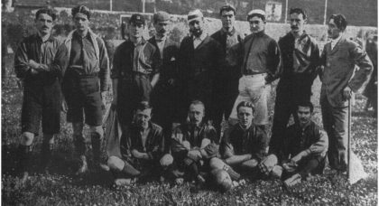 Genoa, Turin and the first ever Italian football match