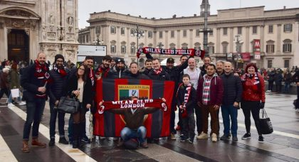 Fans Worldwide: AC Milan Club Dublin