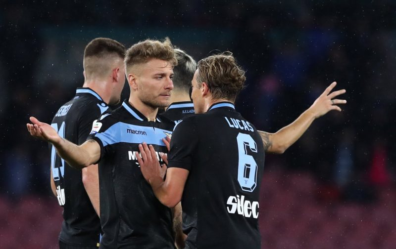 Lazio claim penalty shootout win to knock Inter out the Coppa Italia