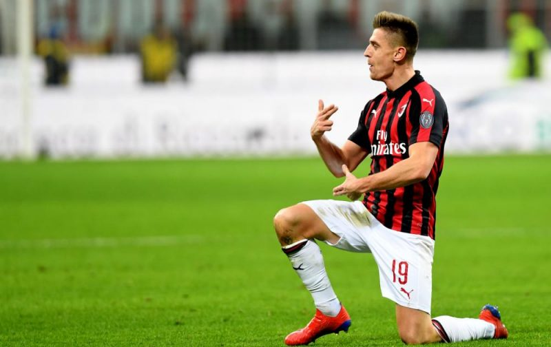 53b904518 Krzysztof Piatek: A phenomenal start at AC Milan, but does he still  represent a gamble?