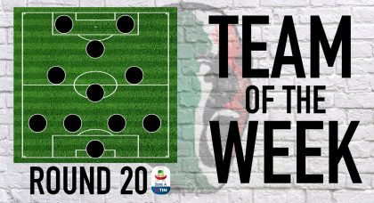 Serie A Team of the Week | Round 20