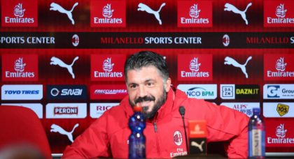 Gattuso: The word 'I' mustn't exist at AC Milan