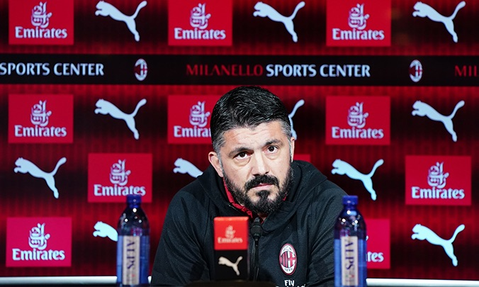 Gattuso: I want to stay at AC Milan regardless of Champions League