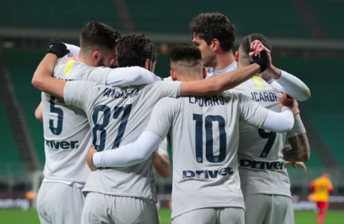The Witches' curse fails as Inter progress to quarter-finals