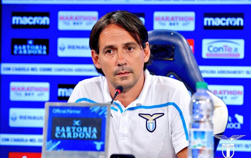 Inzaghi: Lazio were superior to AC Milan
